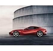 2012 Ferrari F12 Berlinetta Side Wallpapers