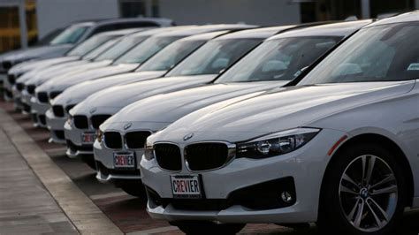 Bmw Recall by Bmw Recalls 1 Million Vehicles For Risk