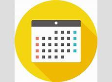 [無料イラスト] カレンダーのアイコン パブリックドメインQ:著作権フリー画像素材集