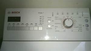Bauknecht Waschmaschine Reset : bosch maxx 6 varioperfect bosch maxx 6 varioperfect waschmaschine a 6kg in aalen waschmaschinen ~ Frokenaadalensverden.com Haus und Dekorationen
