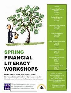 FREE Spring Financial Literacy Workshops – Housing ...
