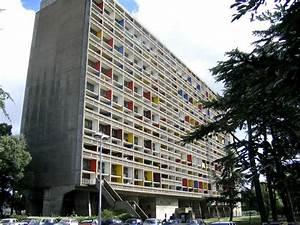 Cité Radieuse De Rezé : la cit ou maison radieuse de rez le corbusier 1953 1955 ~ Voncanada.com Idées de Décoration