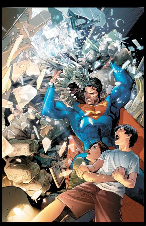 july   superman rebirth panel details  sdcc