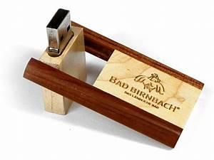 Usb Stick Holz : referenzbilder usb stick aufklappbar aus holz mit logo ~ Sanjose-hotels-ca.com Haus und Dekorationen