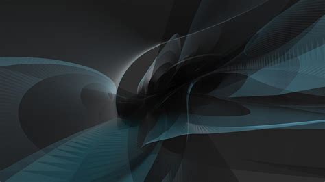 abstract blue gray alien wallpaper