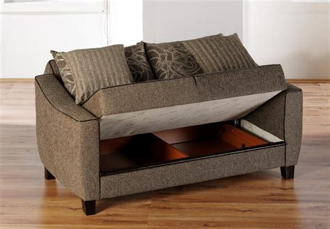 futon sofa bed with storage primo convertible futon sofa bed with storage interior