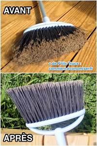 Nettoyer Du Cuir Avec Du Lait : comment nettoyer votre balai facilement avec du vinaigre ~ Melissatoandfro.com Idées de Décoration