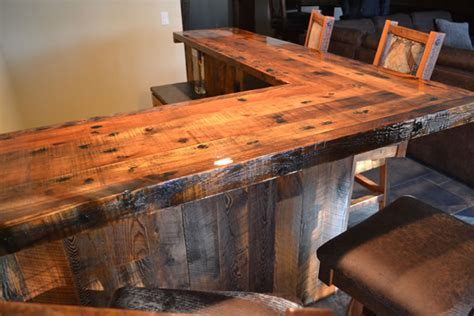 Wood Bar Tops DIY ? Home Ideas Collection : How To Remove