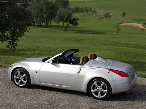 Nissan 350Z Roadster (Z33) 2006–07 wallpapers (2048x1536)