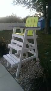 giant lifeguard chair for sale 8ft tall sits two
