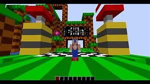 Skin De Sonic The Hedgehog Para Minecraft   Descarga U00a1 U00a1