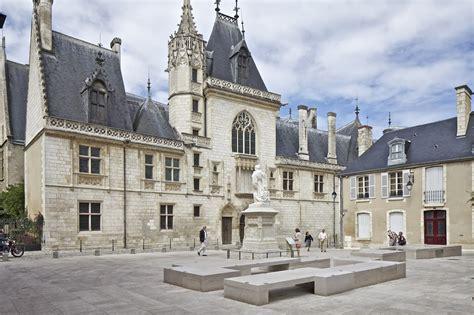 arc architectes du patrimoine centre historique de bourges palais jacques cœur 18