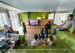 Amazing pictures of Google's office in Ireland