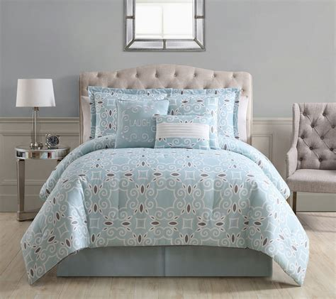 White Coverlet Set by 7 Lonnie Spa White Comforter Set