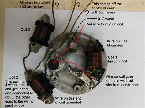 Scooter Stator Wiring Diagram