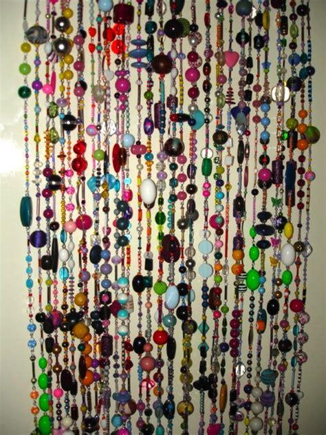 beaded curtains by rachel van gompel my current