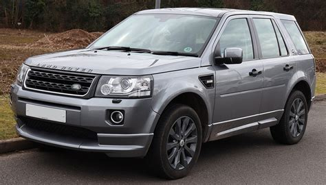 land rover freelander land rover freelander wikipedia