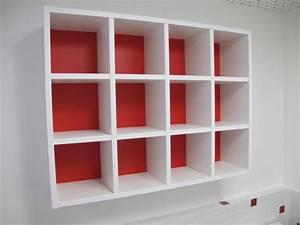 Casier De Rangement : casier de rangement mural ~ Teatrodelosmanantiales.com Idées de Décoration