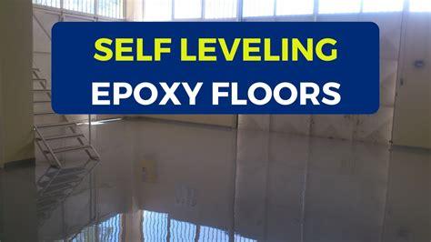 leveling epoxy floors  introduction youtube