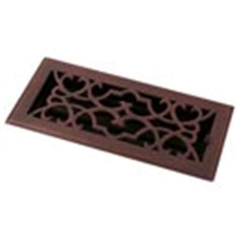 rubbed bronze floor register covers rubbed bronze finish floor registers