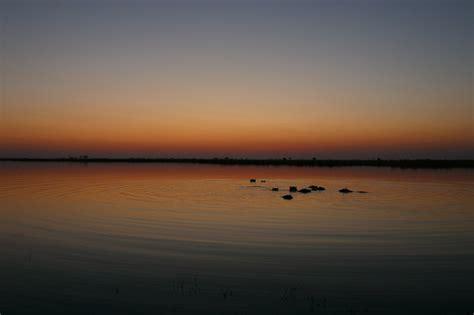 Sunset at Zibadianja Lagoon