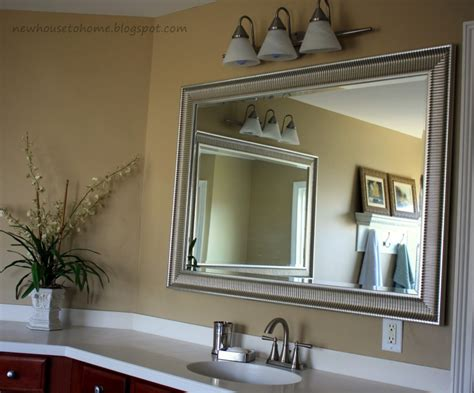 bathroom wall mirror your bathroom look with a bathroom wall mirror
