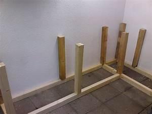 Füße Für Arbeitsplatte : werkbank bauen mit einer arbeitsplatte zur stabilen werkbank ~ Michelbontemps.com Haus und Dekorationen