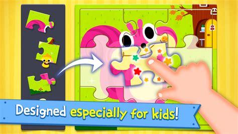 Çocuklar İçin Eğlenceli Puzzle İndir (android)