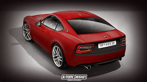 New Datsun by New Fiat 124 Spider Inspires Modern Datsun 240z Rendering