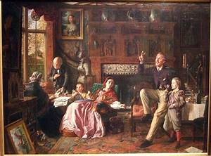 Art Encountered, R.B.Martineau, The Last Day in the Old ...