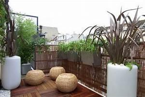 bambus balkon vs bambus terrasse super gestaltungen With französischer balkon mit pflanzen für zen garten