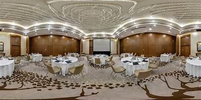 Hall Banquet Panorama Inside Interior Equirectangular Minsk