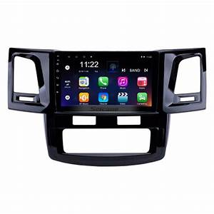 9 Inch Hd Touchscreen Radio Android 10 0 Gps Navigation