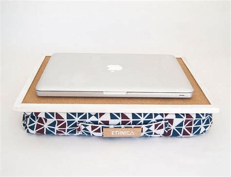 Bed Pillow Table by Eco Friendly Laptop Tray With Cushion For Bed Desk