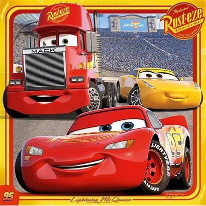 Cars Disney Puzzles Puzzle Jigsaw Ravensburger Pieces