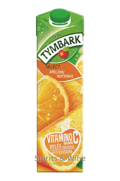 TYMBARK apelsīnu nektārs - Juice - Spirits & Wine