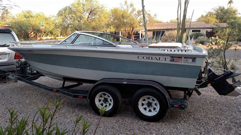 1982 Cobalt Boat cobalt cs7 1982 for sale for 10 500 boats from usa
