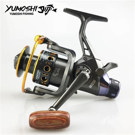 buy  double brake design fishing reel