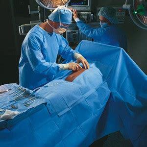 Lithotomy Draping by Clark Laparotomy Drape Model 89228 Of 13