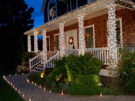 images  christmas porch  pinterest