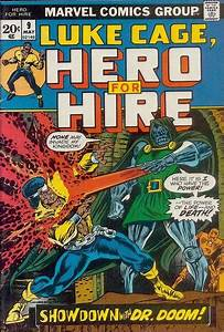 BACK ISSUES: Sweet Christmas - Luke Cage, Hero for Hire