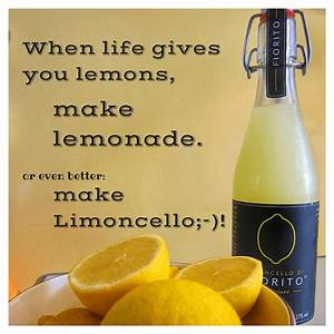 Travel Quote of... Limoncello Quotes