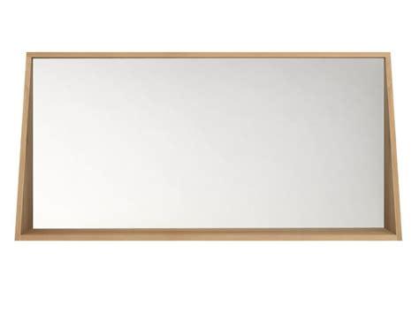 Oak Qualitime Mirror By Ethnicraft