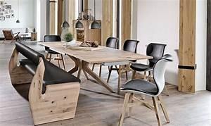 Schöne Stühle Für Esszimmer : voglauer v alpin jetzt auch geradlinig eine sehr sch ne serie voglauer v alpin esstisch ~ Sanjose-hotels-ca.com Haus und Dekorationen