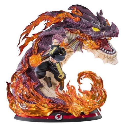 la superbe piece natsu dragon slayer hqs de tsume se devoile