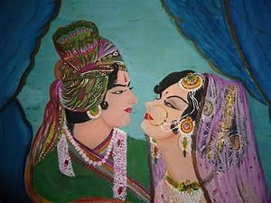 Indian Traditional Art | padmagoyal | Foundmyself