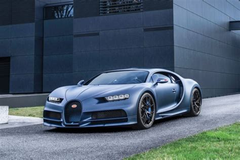 Bugatti is blowing 110 candles off their birthday cake this year, and they're celebrating it by introducing the new chiron sport 110 ans edition. Bugatti Chiron Sport 110 Ans Edition, A Tribute