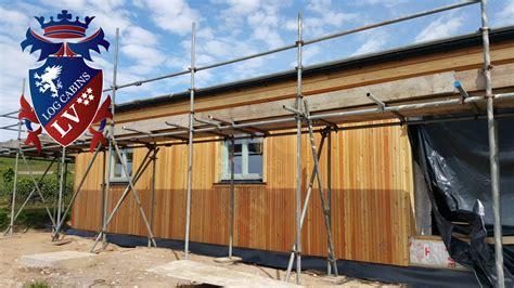 Highly Insulated Park Homes 2015 - Log Cabins LV Blog