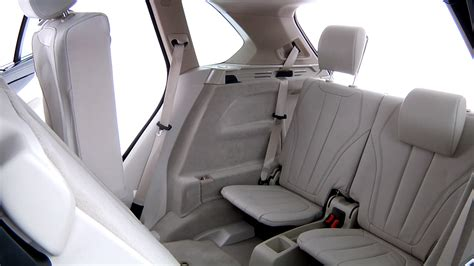 Bmw X6 How Many Seats by How To Use Bmw F15 X5 S Third Row Of Seats Autoevolution