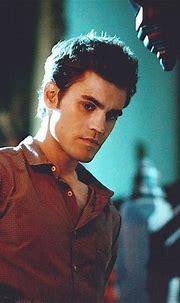 paul wesley, stefan salvatore, the vampire diaries - image ...